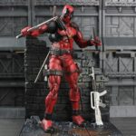 Deadpool Action Figure Select Series Marvel Collector 7 Inch5