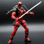 Deadpool Action Figure Select Series Marvel Collector 7 Inch50