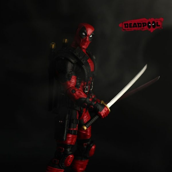 Deadpool Action Figure Titan Hero Deluxe Edition 10 Inch6