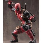 Deadpool Classic Suit Statue Marvel Collectible 7 Inches 18cm
