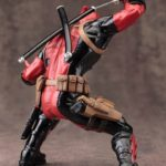Deadpool Classic Suit Statue Marvel Collectible 7 Inches 18cm 2