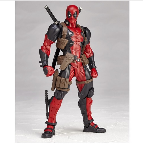 Deadpool Marvel Action Figure X Men Legends Toy Series 6 Inches 50