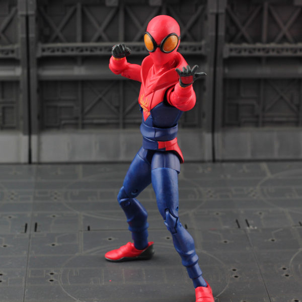 Spider Man Homecoming Action Figure Movie First Suit Marvel Collections 7 Inches 2