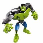 Hulk Building Blocks Figure Marvel 8 Inches 2