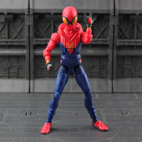 Spider Man Homecoming Action Figure Movie First Suit Marvel Collections 7 Inches 1