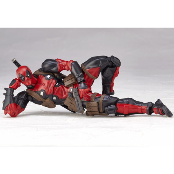 Deadpool Action Figure Marvel Legends Series Collectible 6 Inches 8 100