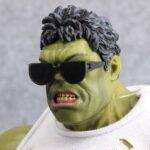 Hulk Action Figure Avengers Legends Tank Top 10 inch 5