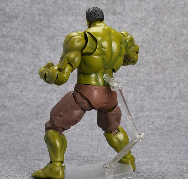 Hulk Action Figure Avengers Legends Collection 7.5 inch2