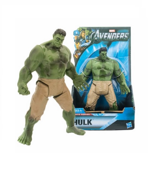 Hulk Concept Series Action Figure 7 Inches
