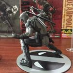 Deadpool X Force Silver Suit Statue Marvel Collectible 7 Inches 18cm 5