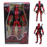 Deadpool Titan Action Figure Super Warriors 13 Inches 33cm PVC