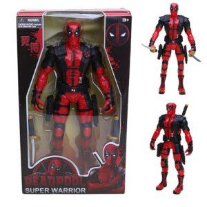Deadpool Titan Action Figure Super Warriors 13 Inches 33cm PVC