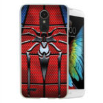 Marvel Comics Captain America and  Spider Man Phone Case for LG (15 Designs) 1