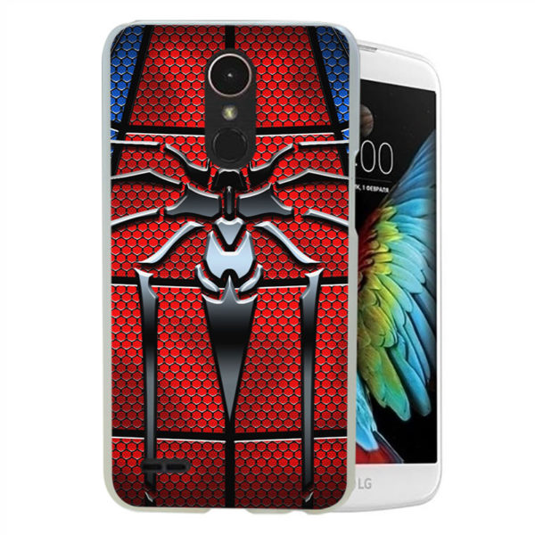 Marvel comics captain america and spider man phone case for Design a case
