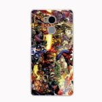 Marvel Heroes Phone Case for Xiaomi redmi 4 4A 1 1s 2 3 3s  pro redmi note 4 4X 4