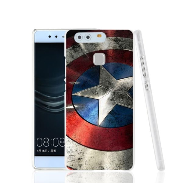Marvel Captain America Phone Case for Huawei (10 Styles) 1