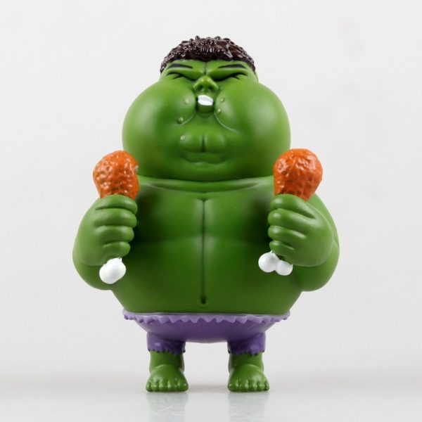Toys For Fat : New fatty version hulk the avengers incredible fat thor
