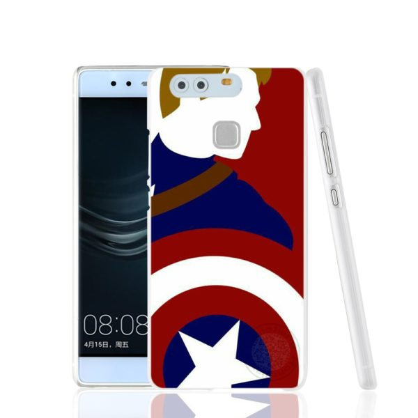 Marvel Captain America Phone Case for Huawei (10 Styles) 4