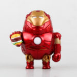 Iron Man Fat Figure Marvel Action Mark Series Avengers Funny New Toy