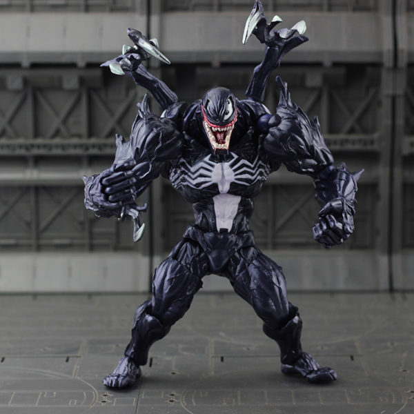 """Marvel Univers Spider-Man Venom PVC Action Figure Collectible Model Toy 6/"""" New"""
