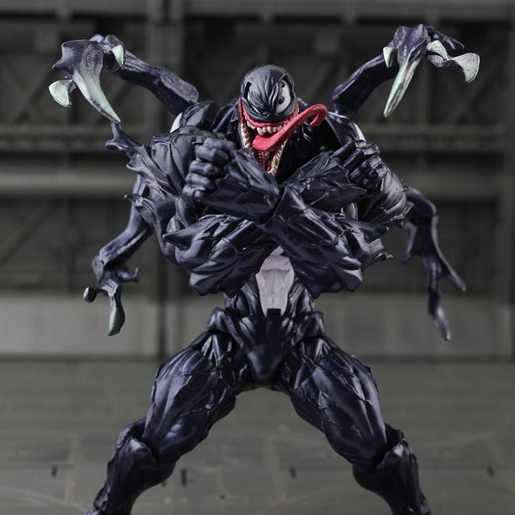 Venom Action Figure Classic Spider Man Series Collectible