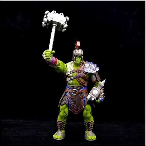 Hulk Action Figure Gladiator Collectible Movie Thor Ragnarok 8 Inch 6