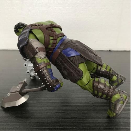 Hulk Action Figure Gladiator Collectible Movie Thor Ragnarok 8 Inch 3