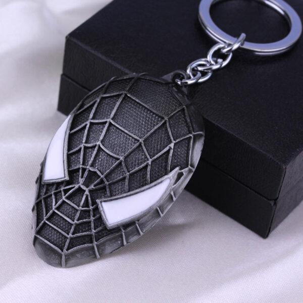 Spider Man The Amazing Keychain Metal (4 Designs) 1