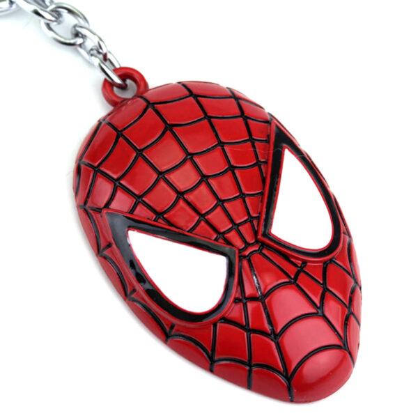 Spider Man The Amazing Keychain Metal (4 Designs) 5