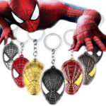 Spider Man The Amazing Keychain Metal (4 Designs)