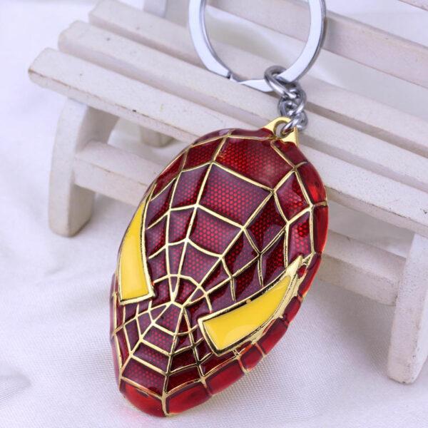 Spider Man The Amazing Keychain Metal (4 Designs) 3