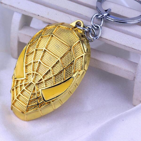 Spider Man The Amazing Keychain Metal (4 Designs) 2