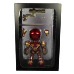 Iron Man Figure Tony Stark with LED Light and Voice Control 5 inch 4