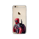 Deadpool Faces Phone Cases For iphone (8 Styles) 3
