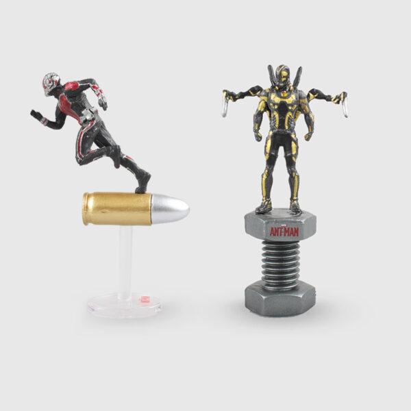 Marvel Avengers Ant Man Wasp Yellow Jacket Mini Statues (4 designs) 4