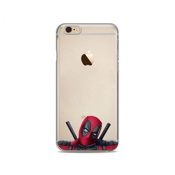 Deadpool Faces Phone Cases For iphone (8 Styles) 2