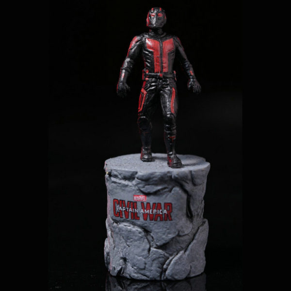 Marvel Avengers Ant Man Wasp Yellow Jacket Mini Statues (4 designs) 1