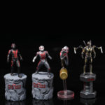 Marvel Avengers Ant Man Wasp Yellow Jacket Mini Statues (4 designs)