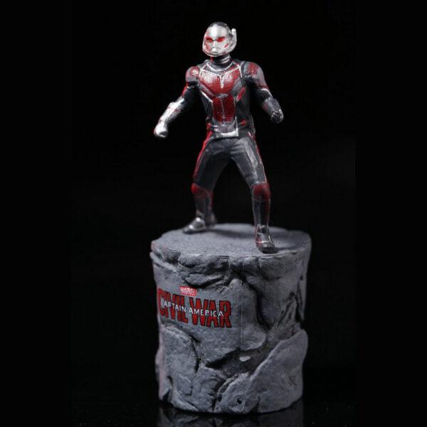 Marvel Avengers Ant Man Wasp Yellow Jacket Mini Statues (4 designs) 3