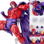 Magneto Action Figure X Men Classic Collectible Limited Edition 6inch.