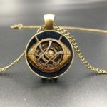 Marvel Avengers Infinity War Heroes Eye of Agamotto Necklace Pendant (4 Designs) 1