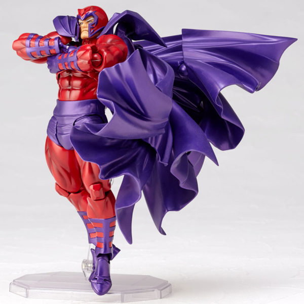 Magneto Action Figure X Men Classic Collectible Limited Edition 6inch. 2