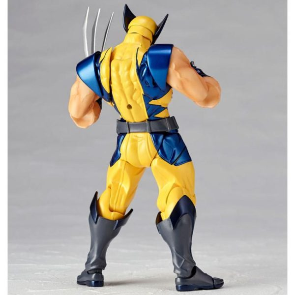 Wolverine Logan Action Figure X Men Classic Collectible Limited Edition 6inch2