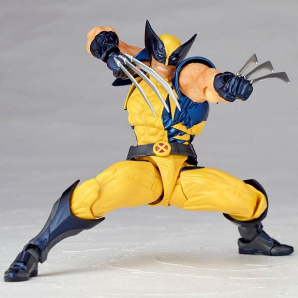 Wolverine Logan Action Figure X Men Classic Collectible Limited Edition 6inch3
