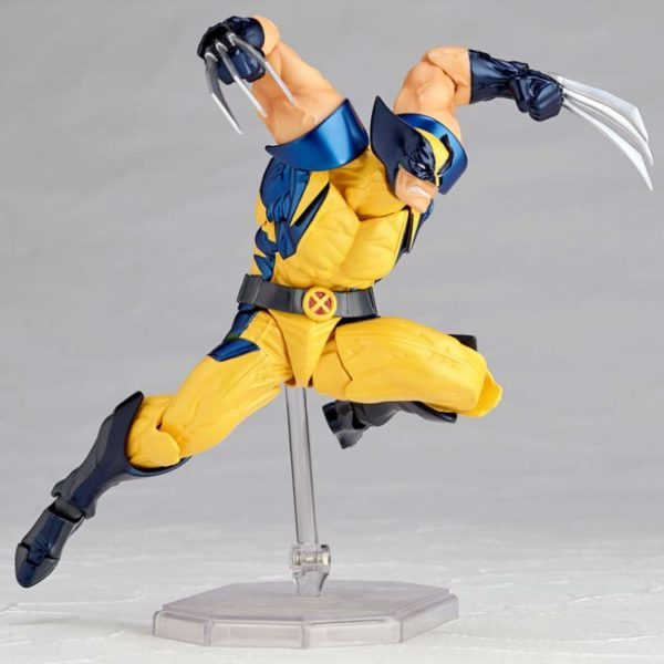 Wolverine Logan Action Figure X Men Classic Collectible Limited Edition 6inch4