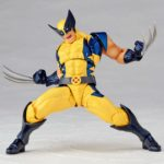 Wolverine Logan Action Figure X Men Classic Collectible Limited Edition 6inch5