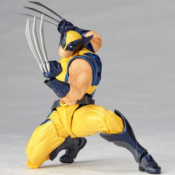 Wolverine Logan Action Figure X Men Classic Collectible Limited Edition 6inch6