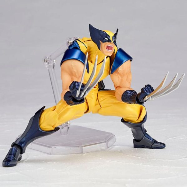 Wolverine Logan Action Figure X Men Classic Collectible Limited Edition 6inch