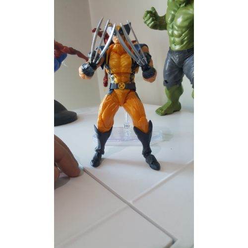 Wolverine Logan Action Figure X Men Classic Collectible Limited Edition 6inch9