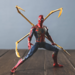 Spider Man Iron Spider Suit With Legs (Exoskeleton Armor) Avengers Infinite 3